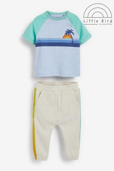Little Bird Top and Joggers Set
