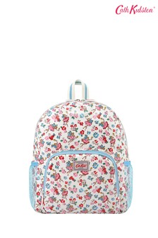 Cath Kidston® Kids Little Fairies Classic Large Backpack with Mesh Pocket