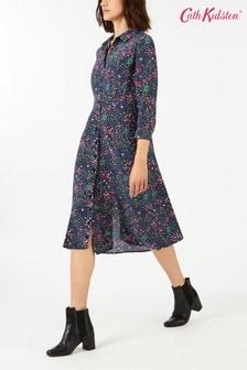 Cath Kidston® Blue  Shirt Dress