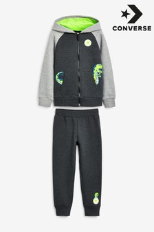 Converse Junior Colourblock Dino Set
