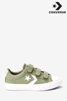 Converse Junior Star Player 3 Velcro Trainers