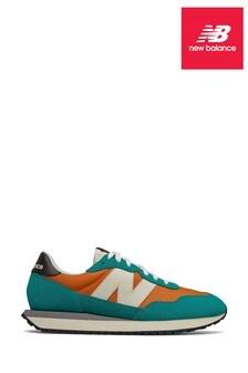 New Balance Orange 237 Trainers
