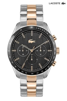 Lacoste Boston Watch With Black Dial