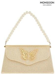Monsoon Simone Kleine Handtasche mit Schmetterlingsapplikation