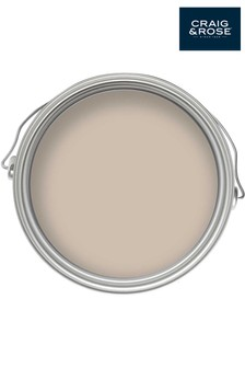 Chalky Emulsion Pale Cashmere 50ml Paint Tester Pot by Craig & Rose