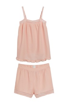Cotton Cami Short Pyjamas Set