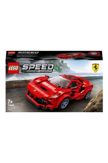 LEGO 76895 Speed Champions Ferrari F8 Tributo Car Set