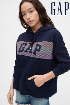 Gap Stripe Pull Over Hoody