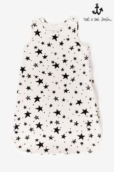 Noé & Zoë Black Stars Sleeping Bag