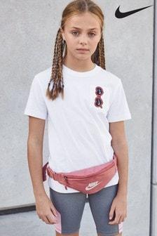 Nike Sunglasses Logo Boyfriend Fit T-Shirt