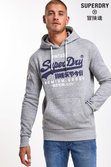 Superdry Grey Hoody