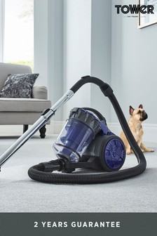 Multi Cyclonic Cylinder Vacuum Cleaner by Tower
