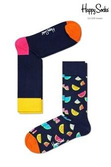 Happy Socks 2 PaarSocken mit Wassermelonen-Muster