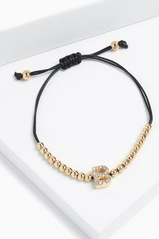 Initial Pully Bracelet