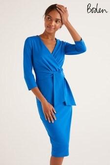 Boden Blue Sophie Ponte Dress