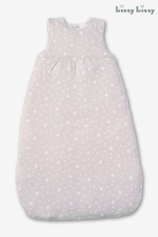 Kissy Kissy Grey Starry Sky Sleep Bag