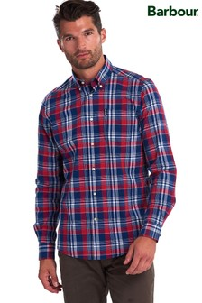 Barbour® Red Country Check Tailored Shirt
