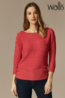 Wallis Orange Tape Jumper