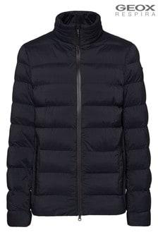 Geox Mens Mondello Blue Nights Jacket