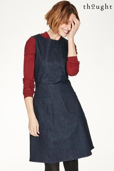 Thought Blue Nicol Dress