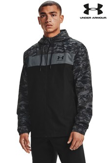 Under Armour Sportstyle Camo Windbreaker Jacket
