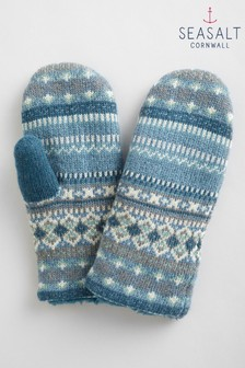 Seasalt Multi Mingle Mittens
