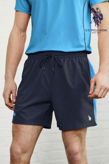 U.S. Polo Assn. Activewear Run Shorts