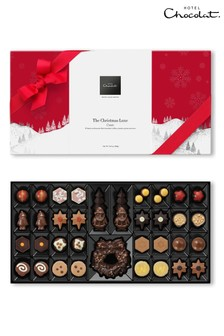The Classic Christmas Luxe Chocolates by Hotel Chocolat