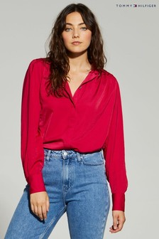 Tommy Hilfiger Pink Sylvia Blouse