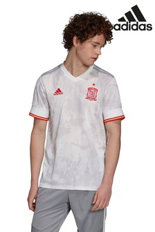 adidas Spain Away Football Jersey