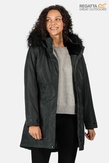 Regatta Green Lexis Waterproof Jacket