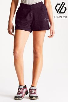 Dare 2b Purple Melodic II Shorts