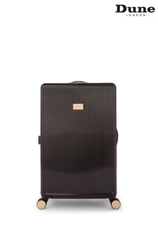 Dune London Olive Large Suitcase