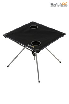 Regatta Black Prandeo Folding Table