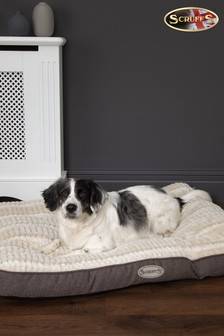 Washable Ellen Small Breed Recyled Fibre Dog Bed by Scruffs®