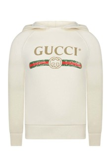 GUCCI Kids Hooded Sweater