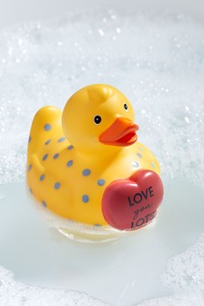 Love You Lots Rubber Duck