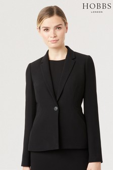 Hobbs Black Alva Jacket