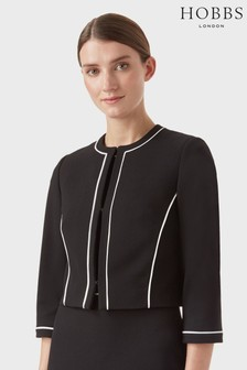 Hobbs Black Cordelia Jacket