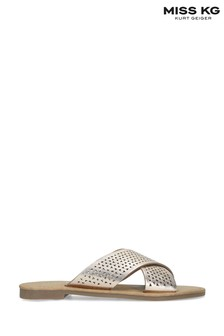 Miss KG Metallic Daze Sandals