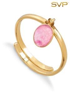 Mix/SVP Rio Gold Vermeil Ring
