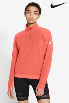 Nike Air Midlayer Running Sweat Top