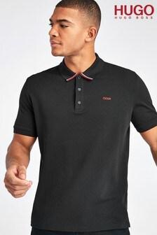 חולצת פולו דגם Daruso של HUGO