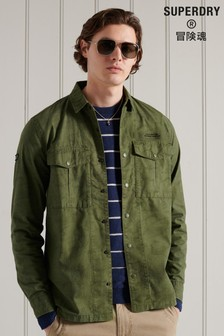Superdry Two Pocket Field Overshirt