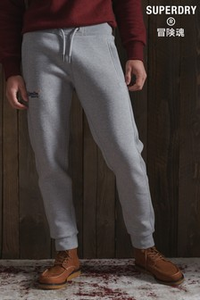 Superdry Grey Classic Joggers