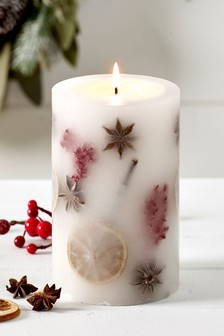 Winter Collection Luxe Inclusion Candle