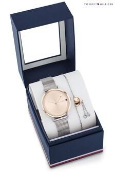 Tommy Hilfiger Ladies Watch Gift Set