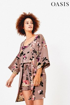 Oasis Natural Pineapple Robe
