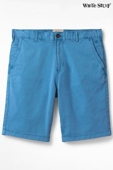 White Stuff Blue Portland Organic Chino Shorts