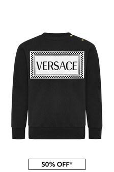 Versace Baby Cotton Sweatshirt